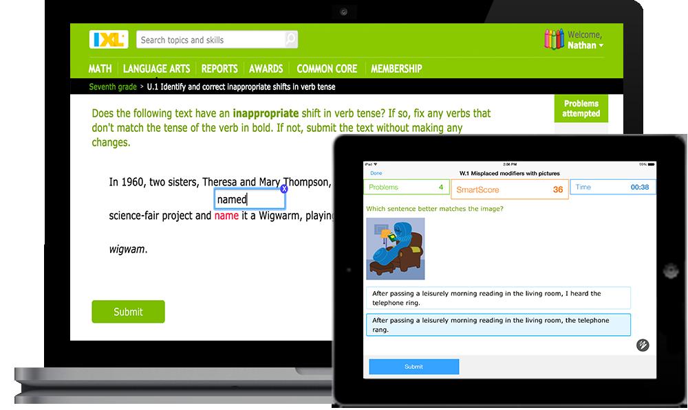 Modern Ixl.com Reading Motif - Math Worksheets Ideas - turkishmedals.net