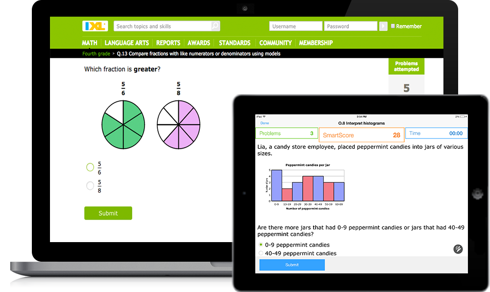 IXL Math and English – Ixl Worksheets