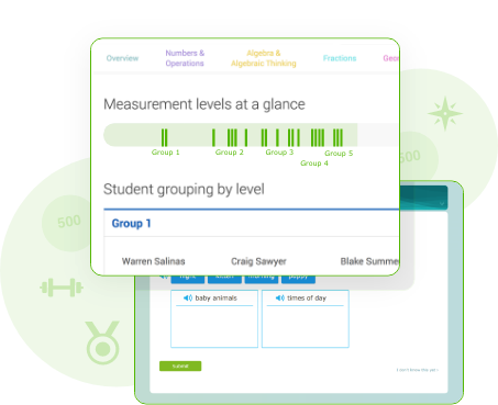 The IXL Real-Time Diagnostic