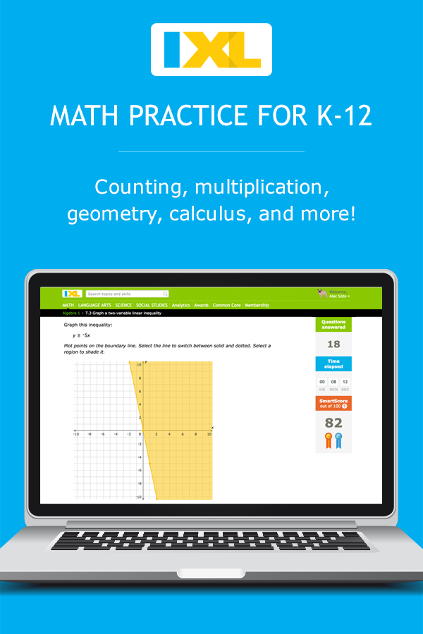 Ixl Math Learn Math Online