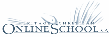 Image result for heritage christian online school logo