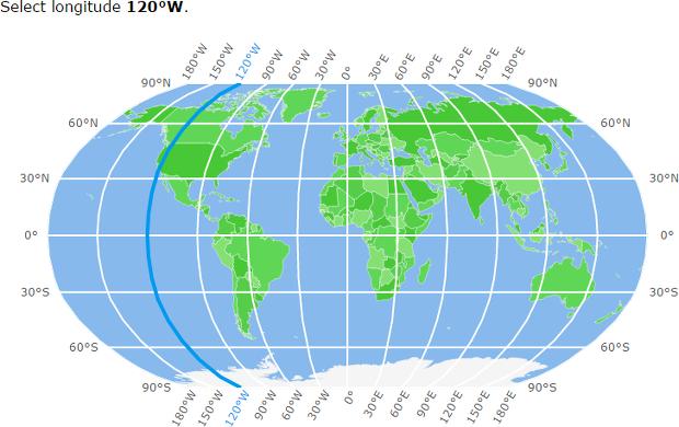 Ixl Identify Lines Of Latitude And Longitude 4th Grade