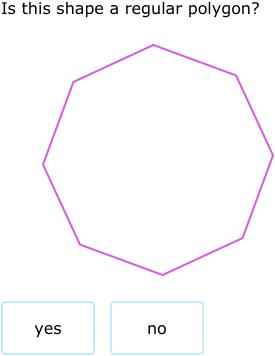 IXL | Regular and irregular polygons | 5th grade math | 275 x 356 png 10kB