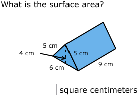 IXL - Surface area (7th grade math practice)