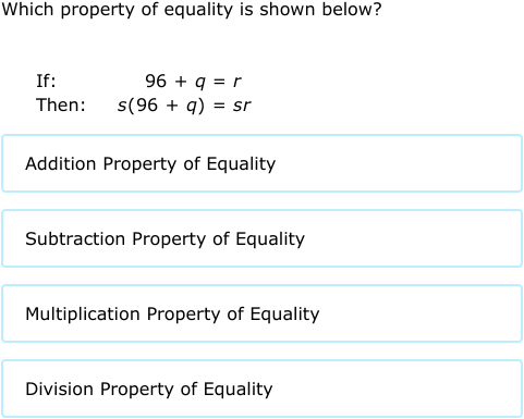 ixl properties of equality algebra 1 practice. Black Bedroom Furniture Sets. Home Design Ideas