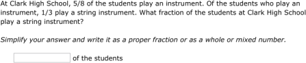 IXL - Divide unit fractions by whole numbers: word problems (5th ...