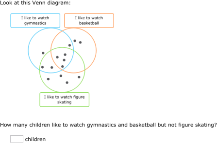 Ixl use venn diagrams to solve problems 5th grade math practice u17 ccuart Choice Image