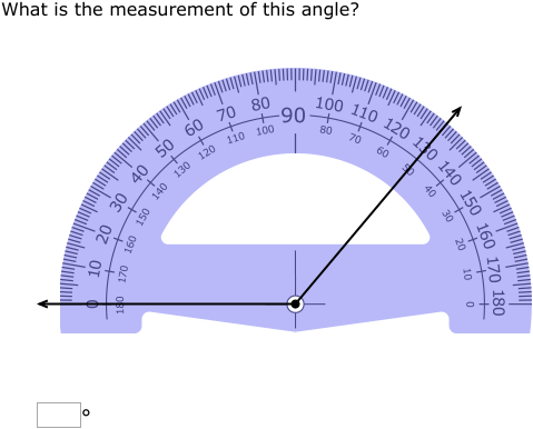 Ixl Measure Angles With A Protractor 4th Grade Math Practice