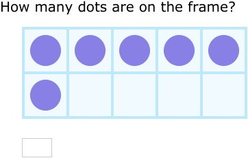 ixl show numbers on ten frames up to 20 pre k math practice