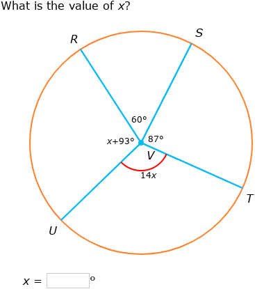 IXL - Central angles and arc measures (Geometry practice)