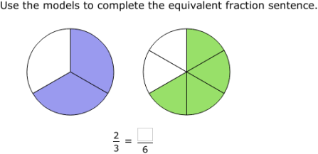 Image result for equivalent fractions pt