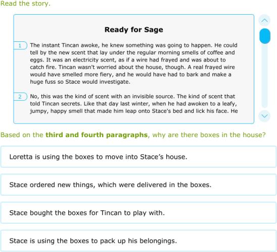 IXL | Analyze short stories | 7th grade language arts