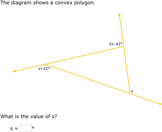 Exterior Math: Exterior Angles Of Polygons (Geometry Practice