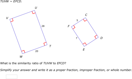 IXL - Similarity statements (Geometry practice)