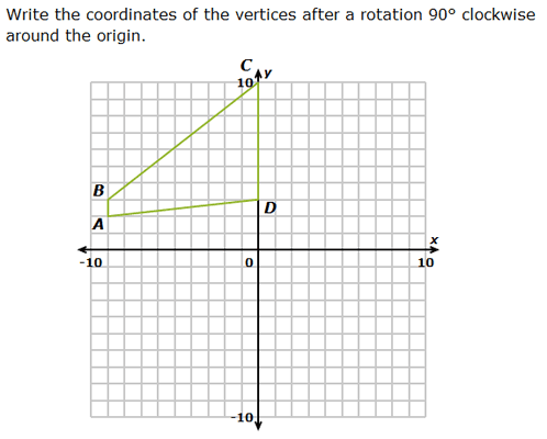 math worksheet : ixl  rotations find the coordinates 8th grade math practice  : 8th Grade Math Transformations Worksheet
