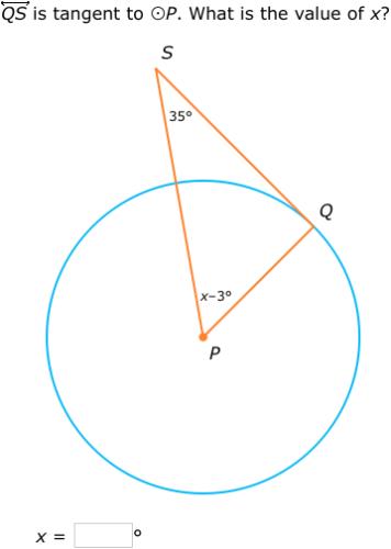IXL - Tangent lines (Geometry practice)