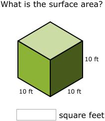 IXL - Surface area of cubes and rectangular prisms (6th grade math ...