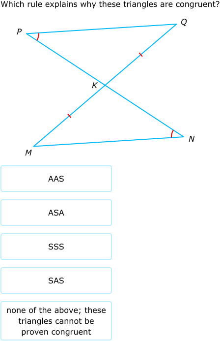 Ixl Proving Triangles Congruent By Sss Sas Asa And Aas