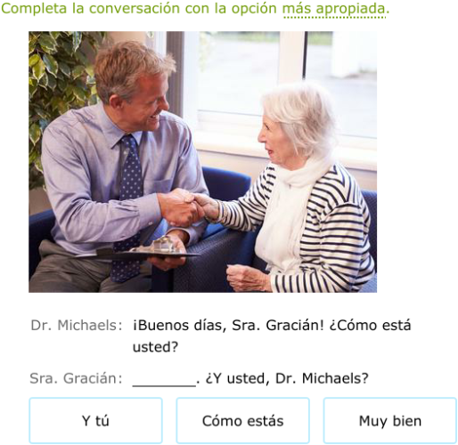how to say in spanish what are you doing