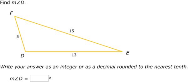 Ixl Law Of Cosines Geometry Practice