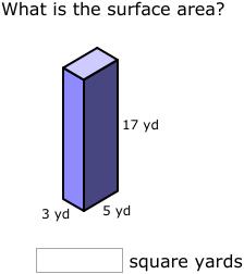 IXL - Surface area (5th grade math practice)