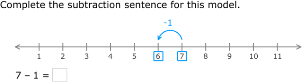 math worksheet : ixl  subtraction sentences using number lines  numbers up to 10  : Subtraction Sentences