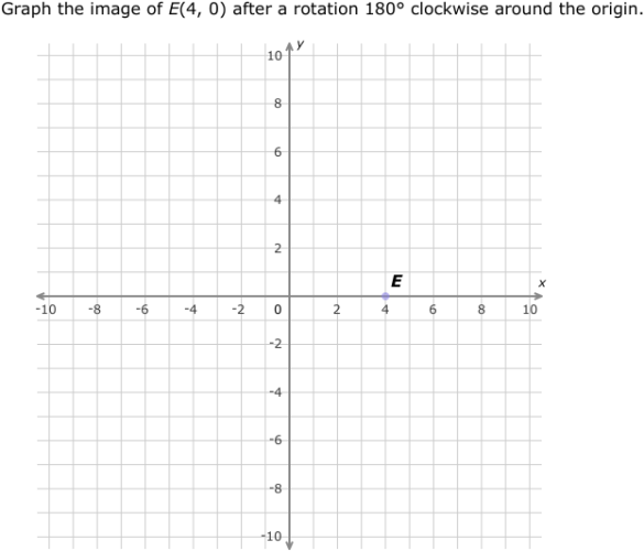IXL | Rotations: graph the image | 7th grade math