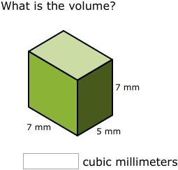 IXL   Volume of cubes and rectangular prisms   6th grade math