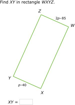 Ixl Properties Of Parallelograms Geometry Practice