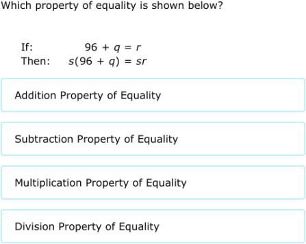 Algebraic Proofs Worksheet