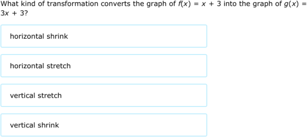 IXL Describe function transformations Algebra 2 practice – Algebra 2 Transformations Worksheet