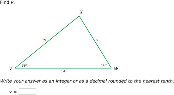Ixl Law Of Sines Precalculus Practice